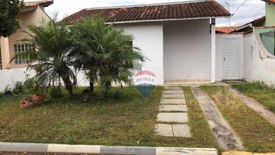 Casa Com 3 Dormitórios Para Alugar, 1 M² Por R$ 1.300,00/mês - Jardim Terceiro Centenário - Atibaia/sp - Ca5852