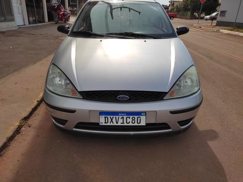 Imagem 1 de 9 de Ford Focus 2008 1.6 Gl Flex 5p