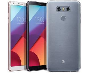 Lg G6 32gb 9.5/10 Ice Platinum
