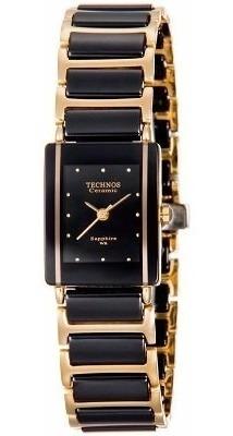 Relógio Technos Feminino Cerâmica Sapphire 5y30mypai/4p