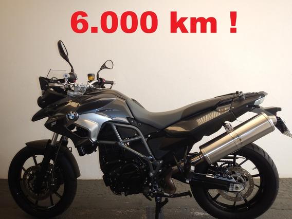 Bmw F 700 Gs Premium - Só 6.000 Km !