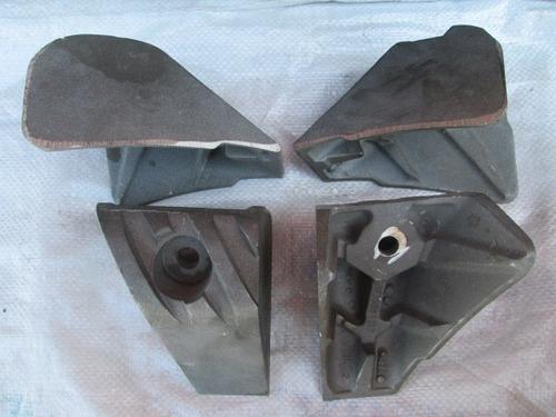 Imagen 1 de 1 de Puño Rotor Sin Oreja Case Ih Duro Arroz Cosechadora