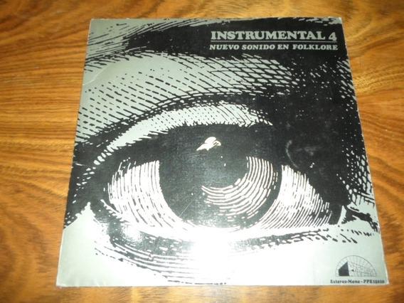 Instrumental 4 - Nuevo Sonido En Folklore * Disco De Vinilo