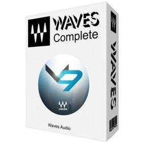 Waves Complete V9.6 Para Mac+suporte!