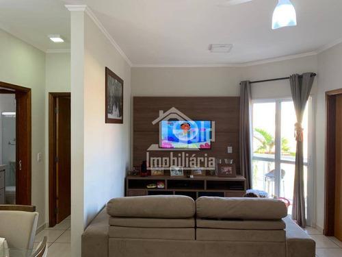 Apartamento Com 2 Dormitórios À Venda, 65 M² Por R$ 235.000,00 - Residencial Greenville - Ribeirão Preto/sp - Ap2896