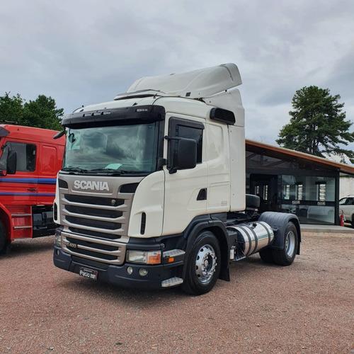 Caminhão Scania G400 Cavalo Toco 4x2 2012 - G 400 Rs No Doc