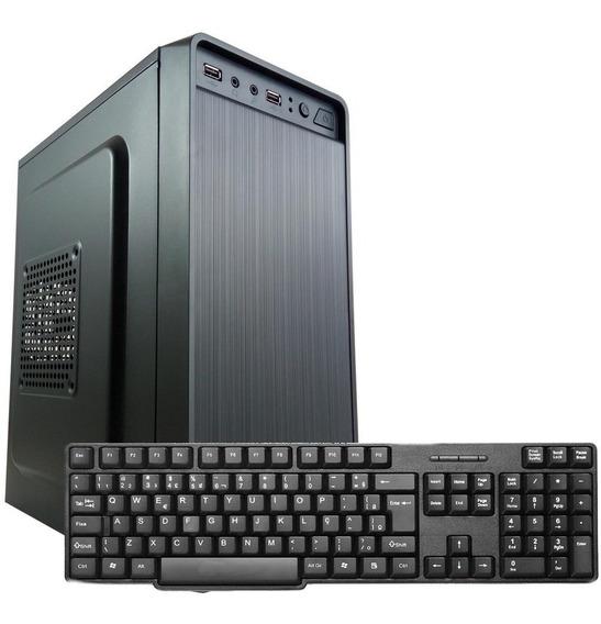Cpu I5 Intel 8gb Hd 500gb Teclado Mouse Wifi