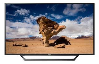 Televisor Sony Full Hd Smart De 40 Con Wi-fi-kdl-40w657d
