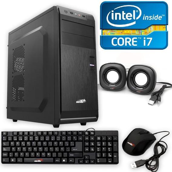 Computadora Cpu Intel Core I7 8gb Ram 500gb Tienda Fisica