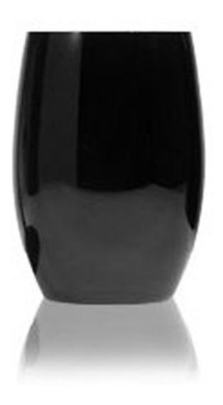Vaso Cristal Hyatt 5 Negro X250cc Cristaleria San Carlos