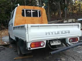 Hyundai Doble Cabina Diesel 2.5