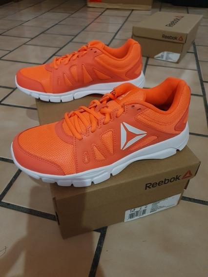 Tenis Reebok Naranja Trainfusion Nine 2.0
