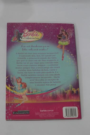 Livro Barbie Segredo Das Fadas Fundamento Infanto Juvenil Hq