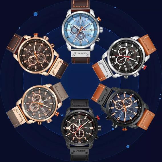 4 Relógios Para Revenda Original Com Garantia 82911