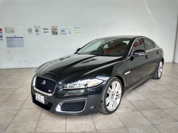 Jaguar Xf 5.0l Super Cargado At 2013