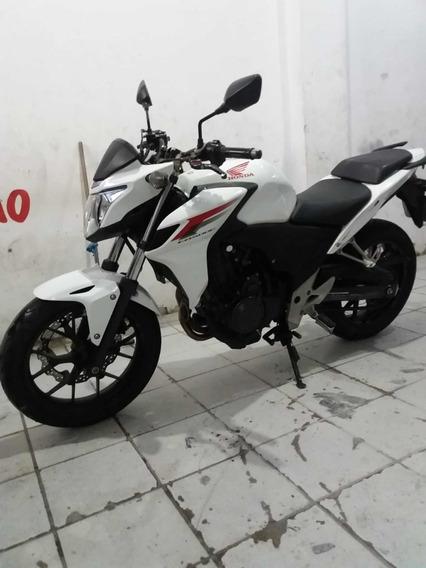 Honda Cb 500f Aceito Moto Fin 48x