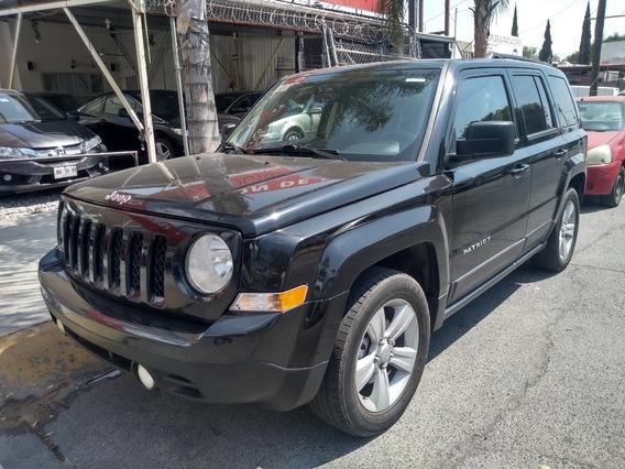 Jeep Patriot Base Fwd Mtx 2011