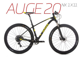 Audax Auge 20 Carbon Nx11 Modificada