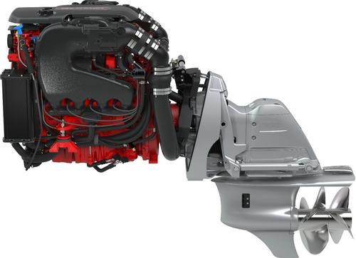 Motor Volvo Penta 6.2 V8 430hp + Rabeta Dps P/ Barco Lancha