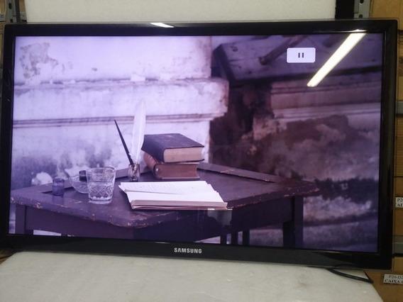 Tv Samsung Led 40 Un40d5500,sem Base Seminova