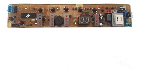 Imagen 1 de 9 de Plaqueta Lavarropas Philco Ph 708 Placa Ph708 Original