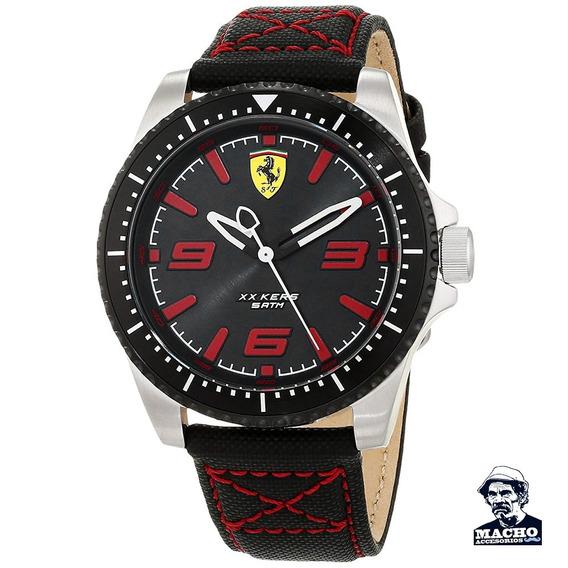 Reloj Ferrari Xx Kers 0830483 En Stock Original Nuevo Caja