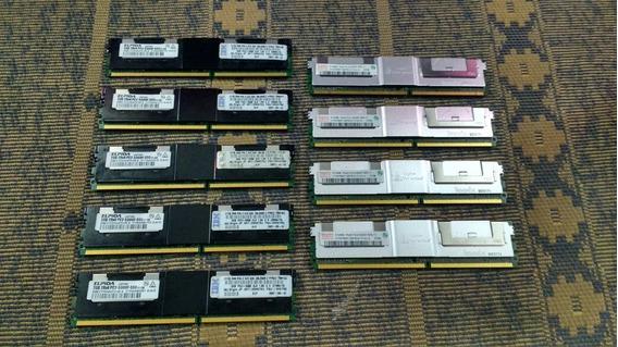 Kit Memorias Para Servidor Dell Hp Etc 6 Sin Interés Caba