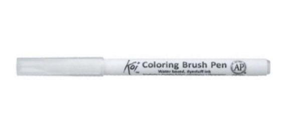 Pincel Koi Coloring Brush Pen Blender Xbr00-pb Miwa