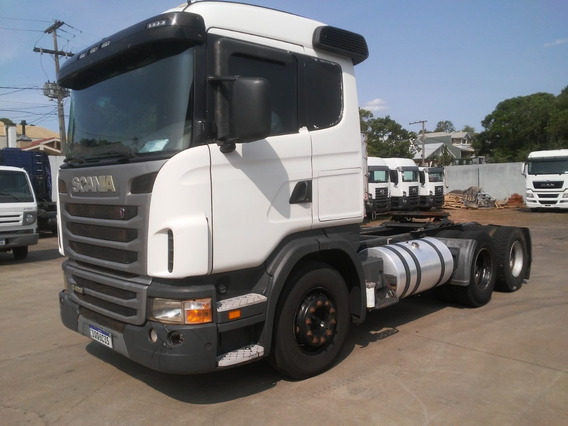 Scania G 420 A 6x4 2010 - Mondial Veiculos Ltda-