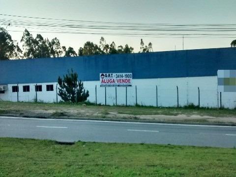 Galpão À Venda No Éden - Sorocaba/sp - Gl00147 - 3199489