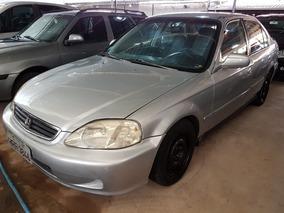 Honda - Civic Lxl 1.8 2000