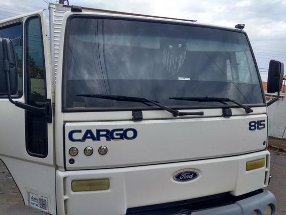 Ford Cargo 815, Bau