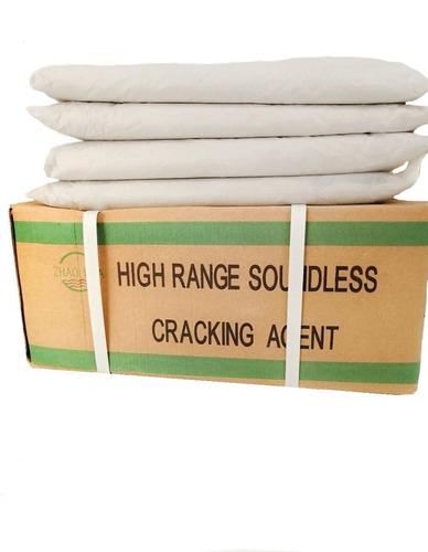 Cemento Expansivo 20kg. Demoledor De Roca Y Concreto