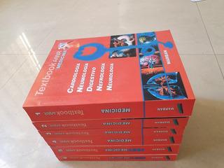 Textbook Medicina Amir 6 Tomos Colección 2 Razonados