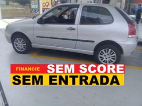 Fiat Palio Financiamento Sem Score E Sem Entrada