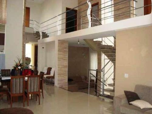 Imagem 1 de 6 de Casa Em Condomínio Para Venda Em Araras, Jardim Residencial Lago Azul, 3 Dormitórios, 1 Suíte, 1 Banheiro, 4 Vagas - V-198_2-660003