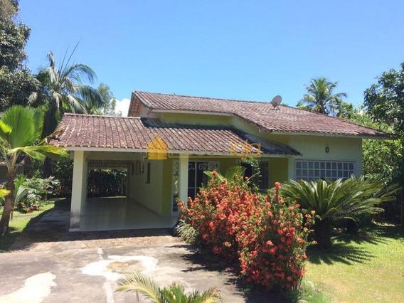 Sítio Com 4.000m², Casa 3 Quartos, Suíte, Centro, Papucaia, Cachoeiras De Macacu. - Si0006