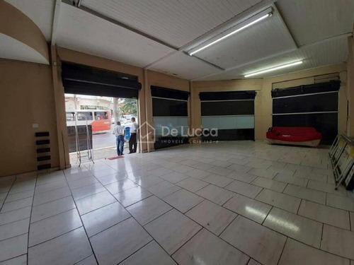 Imagem 1 de 10 de Salão Para Aluguel Em Centro - Sl009022