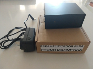 Preamplificador Cápsula Magnética Phone