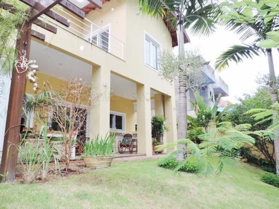 Casa Para Venda No Condomínio Recanto Dos Paturis Em Vinhedo - Ca0391 - 4903738