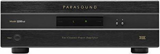 Parasound Model 2250 V.2 Two Channel Power Amplificador ®
