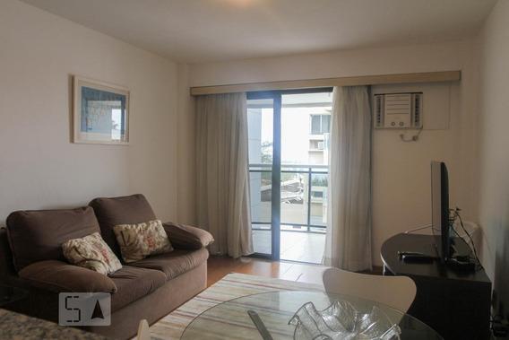 Apartamento Para Aluguel - Ipanema, 1 Quarto, 50 - 893012532