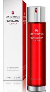 Swiss Army By Victorinox 100 Ml Edt Dama