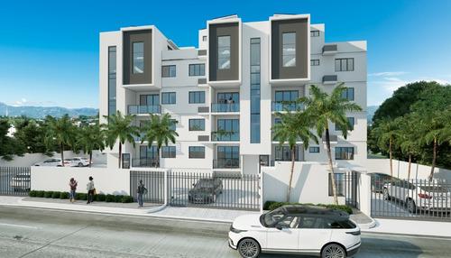 Apartamento Tipo Penthouse De 2 Hab Próximo Al Homs Wpa63