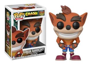 Funko Pop Games Crash 273 Crash Bandicoot Chase !!- Daleplay
