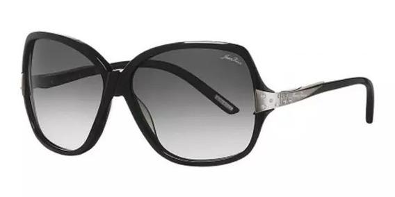 Óculos De Sol Nina Ricci 3227 01 Acetato Preto Feminino