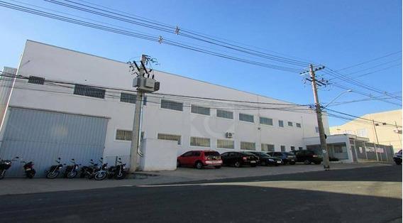 Galpão Industrial Para Venda E Locação, Comercial Vitória Martini, Indaiatuba - Ga0008. - Ga0008