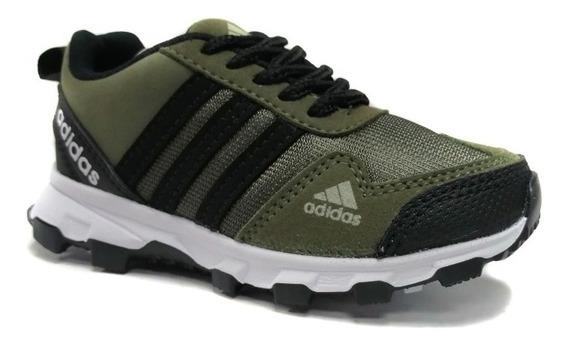 Zapatos Deportivos Para Niña Y Niño Adida Tr7