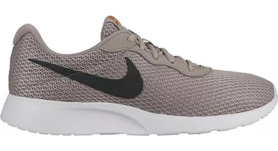 Tênis Masculino Nike Tanjun Cinza/claro Running 10485