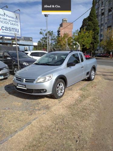 Volkswagen Saveiro Cabina Extendida 1.6 2012 Impecable!